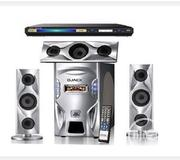 Djack 3.1CH Bluetooth Home Theatre System DJ-F3L And DVD Player   Audio & Music Equipment for sale in Rivers State, Oyigbo
