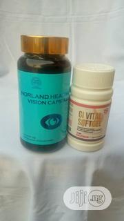 Norland GI Vital and Vision Vitale Perfect for Glaucoma, Cataract | Vitamins & Supplements for sale in Lagos State, Surulere