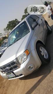 Ford Escape 2008 Silver   Cars for sale in Abuja (FCT) State, Gwarinpa
