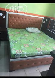 Durable Comfortable Bed With Two Sides Drawers And Mirror | Home Accessories for sale in Lagos State, Surulere