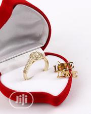 Sparck Gold Engagement Ring | Wedding Wear for sale in Lagos State, Lagos Mainland