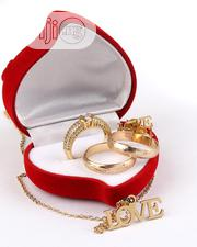 Ranvo Gold Wedding Ring | Wedding Wear for sale in Lagos State, Lagos Mainland