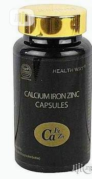 Norland Calcium Iron Zinc 3 in 1 Product for Athritist | Vitamins & Supplements for sale in Lagos State, Ikeja