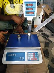 50kg Digital Scale Scale Camry | Store Equipment for sale in Lagos State, Ojo