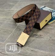 Original Louis Vuitton Belt | Clothing Accessories for sale in Lagos State, Surulere
