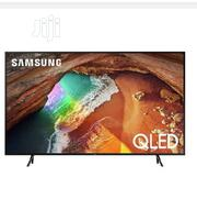 Samsung QLED 55 Inch Q6 Model Flat UHD Smart TV   TV & DVD Equipment for sale in Rivers State, Port-Harcourt