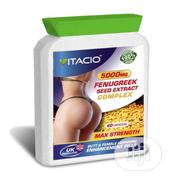 Fenugreek Seed Extract Complex 5000mg for Butt Enhancement | Vitamins & Supplements for sale in Lagos State, Magodo