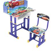 Kid Study Adjustable And Steel And Wooden Chair And Table | Furniture for sale in Lagos State, Surulere
