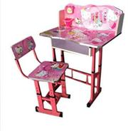 Kid Adjustable Steel And Wooden Chair And Table | Furniture for sale in Lagos State, Surulere
