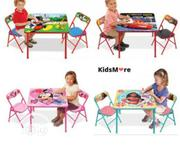 2 Chair And Table For Kid | Furniture for sale in Lagos State, Surulere