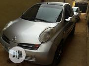Nissan Micra 2004 Silver   Cars for sale in Lagos State, Ojodu
