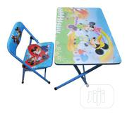 Fordable Kid Table And Chair | Furniture for sale in Lagos State, Surulere
