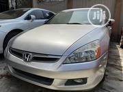 Honda Accord 2007 Silver | Cars for sale in Lagos State, Ojodu