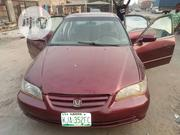 Honda Accord 1999 Red | Cars for sale in Kwara State, Ilorin West
