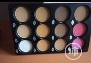 Micolor 12in1 Powder Pallete With Quality   Makeup for sale in Rivers State, Akuku Toru
