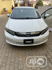 Honda Civic 2012 EX Sedan White | Cars for sale in Abuja (FCT) State, Central Business District