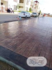 Concrete Stamp Floors And Service   Landscaping & Gardening Services for sale in Lagos State, Lekki Phase 1