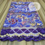 Sample Lace Ankara Design   Clothing for sale in Lagos State, Lagos Island