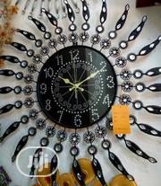 Black Tourch Eligant Design Clock | Home Accessories for sale in Lagos State, Surulere