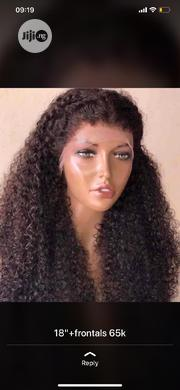 """Pixie Curls Wig 18"""" 