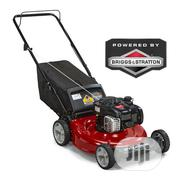 WORK MASTER Lawn Mower Briggs & Stratton ENGINE Petrol-powered | Garden for sale in Kaduna State, Kaura-Kaduna
