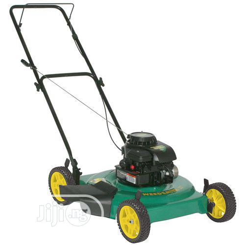 Lawn Mower 5HP Briggs & Stratton Engine Petrol Powered Side Discharge