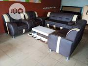 America Black Leather Sofas Made of Quality Design   Furniture for sale in Lagos State, Lagos Mainland