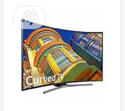 Hisense 55-inch UHD Smart Curved LED TV 5600CW + 12 Months Warranty | TV & DVD Equipment for sale in Rivers State, Port-Harcourt