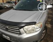 Toyota Highlander 2008 Limited Silver | Cars for sale in Lagos State, Agege