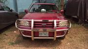 Toyota Highlander 2005 Limited V6 Red | Cars for sale in Lagos State, Magodo