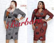 Fitted Female Office Hown With Belt | Clothing Accessories for sale in Lagos State, Ikeja
