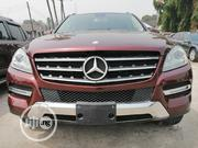 Mercedes-Benz M Class 2014 Red | Cars for sale in Rivers State, Port-Harcourt