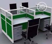 Quality 4-Seater Office Workstation Table | Furniture for sale in Lagos State, Oshodi-Isolo