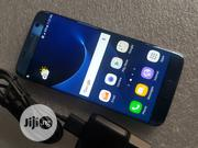 Samsung Galaxy S7 edge 32 GB Blue | Mobile Phones for sale in Abuja (FCT) State, Central Business District