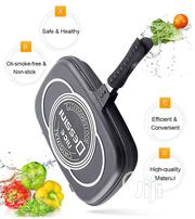 Dessini Double Sided Grill Pan 36cm | Kitchen & Dining for sale in Lagos State, Amuwo-Odofin