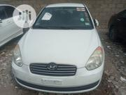 Hyundai Accent 1.3 GLS Automatic 2006 White | Cars for sale in Lagos State, Agege