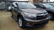 Toyota Highlander 2015 Gray | Cars for sale in Abia State, Aba North