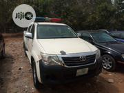 Toyota Hilux 2013 White | Cars for sale in Abuja (FCT) State, Gudu