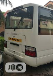 Toyota Coaster 2015 White   Buses & Microbuses for sale in Rivers State, Port-Harcourt