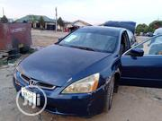 Honda Accord 2003 Automatic Blue | Cars for sale in Abuja (FCT) State, Kuje