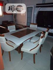 Classic Marble Dining Table | Furniture for sale in Lagos State, Lekki Phase 1