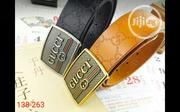 Gucci Leather Belts . | Clothing Accessories for sale in Lagos State, Ifako-Ijaiye