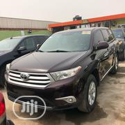 Toyota Highlander 2012 Limited Brown | Cars for sale in Lagos State, Ifako-Ijaiye