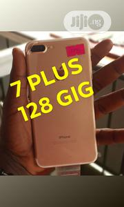Apple iPhone 7 Plus 128 GB Gold   Mobile Phones for sale in Delta State, Ugheli
