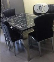 6-Seater Marble Dining Table | Furniture for sale in Lagos State, Ikeja