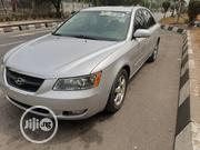 Hyundai Sonata 2007 3.3 V6 GLS Automatic Silver | Cars for sale in Lagos State, Lagos Mainland