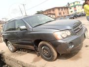 Toyota Highlander 2004 Limited V6 4x4 Gray | Cars for sale in Lagos State, Oshodi-Isolo