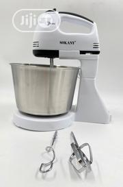 Sokany 2litres Hand Mixer | Kitchen Appliances for sale in Lagos State, Lagos Mainland