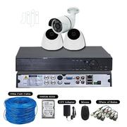 3 Camera CCTV Analog HD Kit (1 Outdoor, 2 Indoor) | Security & Surveillance for sale in Lagos State, Lagos Mainland