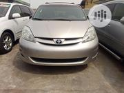 Toyota Sienna 2007 Silver | Cars for sale in Lagos State
